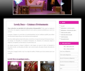 Décorateurs – Lovely Deco