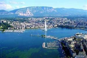 Genève et Annemasse, une région où l'agence web DCW officie.
